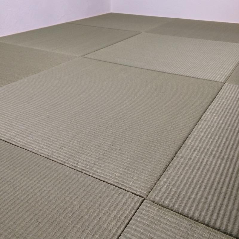 小平市 ヘリ無し琉球畳作成のサムネイル